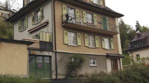 A vendre au Sentier 1347 , à la  Vallée de Joux , petit locatif de 4 appartements