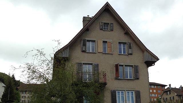Petit locatif de 4 appartements à Sainte-Croix