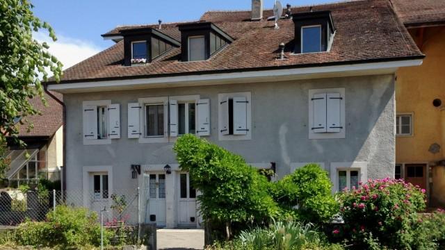 A vendre à 10 minutes de Lausanne 4 appartements de 2.5 et 3 pièces