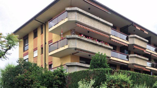Appartement Ecublens Cocarde 11A accueil