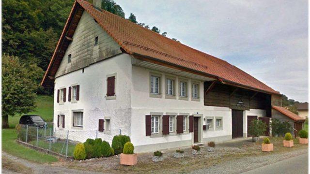 Ferme à vendre à Villeneuve - Fribourg - Lucens