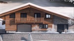 Nouveau à Villars-Gryon : Chalet de 250 m2 en résidence secondaire