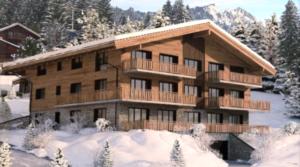 Nouveau à Villars-Gryon : 6 luxueux appartements en résidence principale