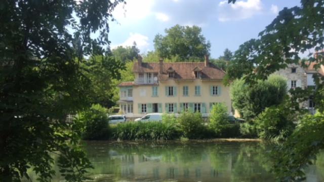 Magnifique demeure à vendre à Samois-sur-Seine (77, France)