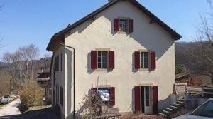 À vendre villa villageoise à Bercher